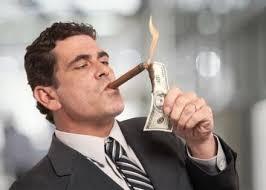 Rich Guy Meme - rich guy burning money blank template imgflip