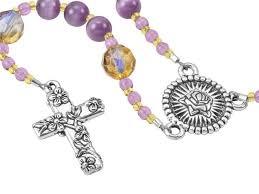 sacred heart rosary sacred heart rosary artbeads