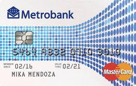toyota credit bank metrobank card