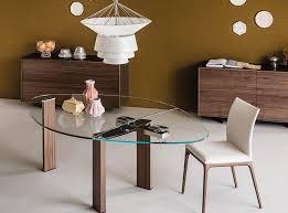 extendable oval dining table daytona by cattelan italia