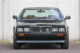 maserati iran 1984 maserati biturbo for sale 2019056 hemmings motor news