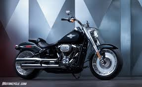 harley davidson introduces all new 2018 softail line
