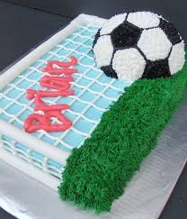 soccer cake ideas top soccer cakes cakecentral
