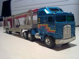 kenworth aerodyne truck kenworth k100 aerodyne car transporter model trucks hobbydb