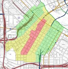 Map Of Minneapolis Map Nicollet Mall Renovation Assessment Zone Doesn U0027t Include New