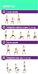 Challenge Para Que Es Leg Workout Libro Guide El Circuito Uno Es Para