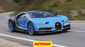 bugatti bugatti chiron review bugatti u0027s new 261mph hypercar tested