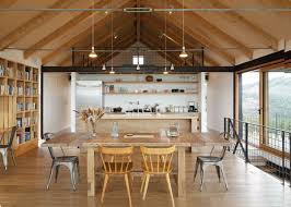 cuisine et salle a manger supérieur couleur pour cage d escalier 9 cuisine am233ricaine