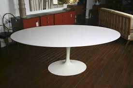 saarinen oval dining table used modern ideas saarinen oval dining table lofty saarinen large oval