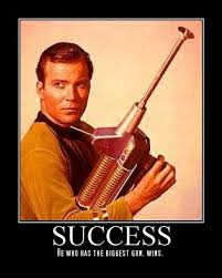 Kirk Meme - the wisdom of james t kirk very demotivational demotivational