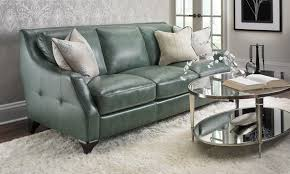 Pictures Of Living Rooms With Leather Chairs Delilah Leather Sofa Haynes Furniture Virginia U0027s Furniture Store