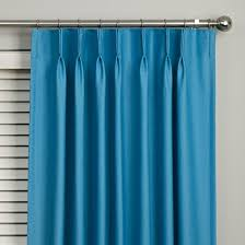 blue pinch pleat curtains pinch pleat curtains u2013 the best you