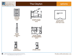 clayton piedmont residential home builder in canton ga
