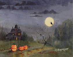 as quatr0 estacoes u201c haunted halloween art prints of lewis