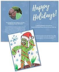 holiday cards ronald mcdonald house houston