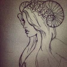 tattoo on pinterest aries ram tattoo aries tattoos and ram skull