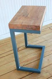 creative wood c table vibrant creative wood c table charming design best ideas