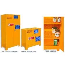 armadietti di sicurezza armadio sicurezza per prodotti infiammabili comburenti e vernici