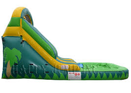 Backyard Water Slide Inflatable by Backyard Water Slide Tropical Jumpers For Sale Bounce House For