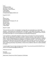 Cover Letter Sample For Sales Associate by Resume Sample For Retail Sales Associate