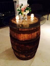 rustic decor u0026 wine barrels dpc event services