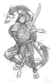 especially samurai tattoos with image japanese designs