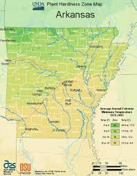 Climate Zones For Gardening - arkansas climate zones for planting flowers trees vegetables and