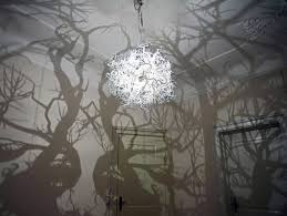 Chandelier Designers Amazing Chandelier Transforms Any Room Into A Fairytale Forest