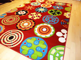 Green Kids Rug Amazon Com Soft Children Rug Modern 7x10 Rug Red Kids Rug 7 U0027x10