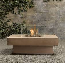 Restoration Hardware Fire Pit by Best 25 Outdoor Fire Table Ideas On Pinterest Fire Table Fire