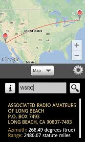 Vanity Call Sign Lookup Ham Radio Call Android Apps On Google Play