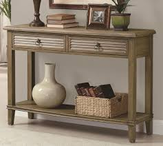 mutable small foyer table then wooden brown half entryway back to