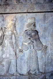 persiani antichi soldati antiche mede e persiani â foto stock â cascoly 92093282