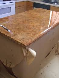 How To Remove A Kitchen Countertop - diy updates for your laminate countertops without replacing them