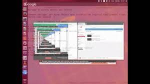 bureau distance ubuntu screencast the ubuntu desktop on