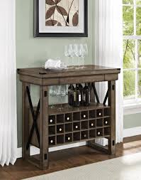 Wine Cabinet Furniture Refrigerator Sideboards Astonishing Buffet With Wine Rack Buffet With Wine