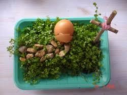 Garden Crafts For Children - preschool crafts for kids easter resurrection garden craft