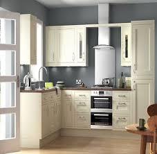 b u0026q it holywell ivory style framed kitchen compare com home