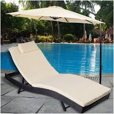 Outdoor Chaise Lounge Chair Outdoor Chaise Lounge Chair Luxury Costway Adjustable Pool
