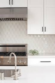 what tile goes with white cabinets 15 stunning kitchen backsplashes diy network made