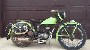 1951 harley davidson model 125 for sale near fairmount indiana