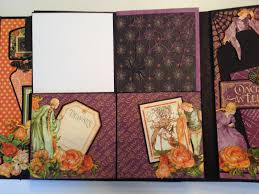 8 x 8 photo album annes papercreations part 3 how to make an 8 x 8 mini album with