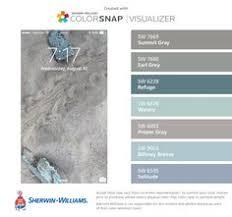 Icy Avalanche Sherwin Williams Sherwin Williams Gray Paint Color U2013 Snowfall Sw 6000 Gray The