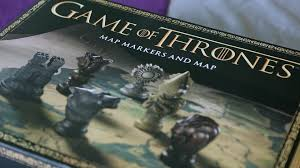 Game Of Thrones Google Map Game Of Thrones Map Marker Set With Map From Thinkgeek Youtube