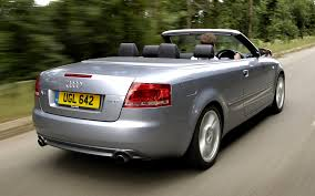 2005 Audi A4 Audi A4 Cabriolet S Line 2005 Uk Wallpapers And Hd Images Car