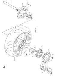2011 gsxr 750 service manual rear wheel rim