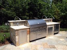 Outdoor Kitchen Bbq Outdoor Kitchen U0026 Bbq Design U0026 Installation Bergen County Nj