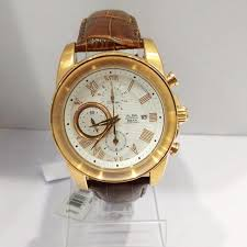 Jam Tangan Alba Pria jam tangan alba original pria af8q42 coklat rosegold loyalwatch