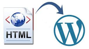 convert html to wordpress html to wordpress theme