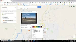Google Maps United States by Creating A Map In Google Maps Youtube